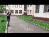 DV За кадром съёмки у фотографа Алексея Баталова