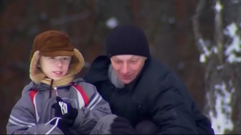 Сериал Лесник 20 серия Сын на три дня фильм десятый