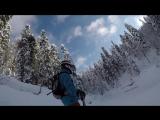 Snowboard.Trassa. Javor 2 .Light