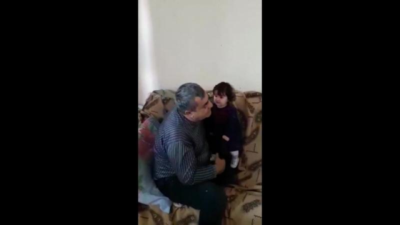 Назе с дедом