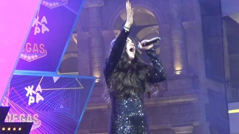 Полина Богусевич(Moscow Eurovision Pre-Party,Жара,Кунцево,7.4.18)