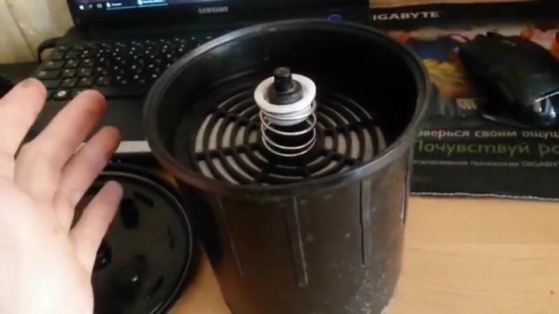 Адсорбер ваз 2107 (неисправности, разбор, удаление)