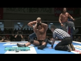 Bad Luck Fale, Tanga Loa vs. Lance Archer, Davey Boy Smith Jr. (NJPW - New Japan Cup 2018)