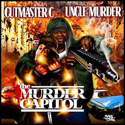 Uncle Murda альбом The Murder Capitol