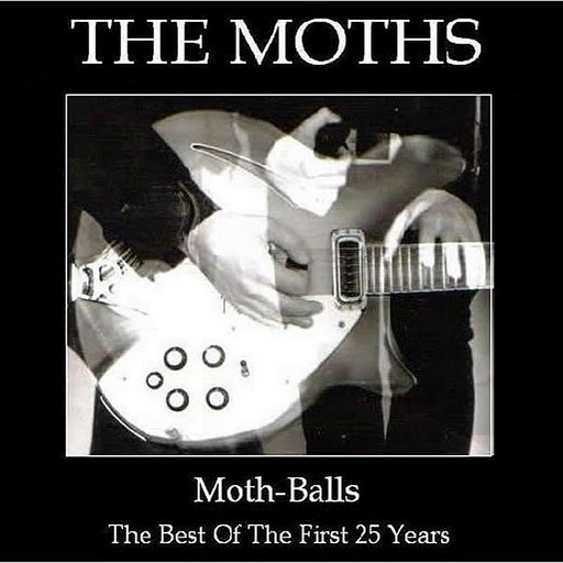 Moths альбом Moth-Balls The Best Of The First 25 Years