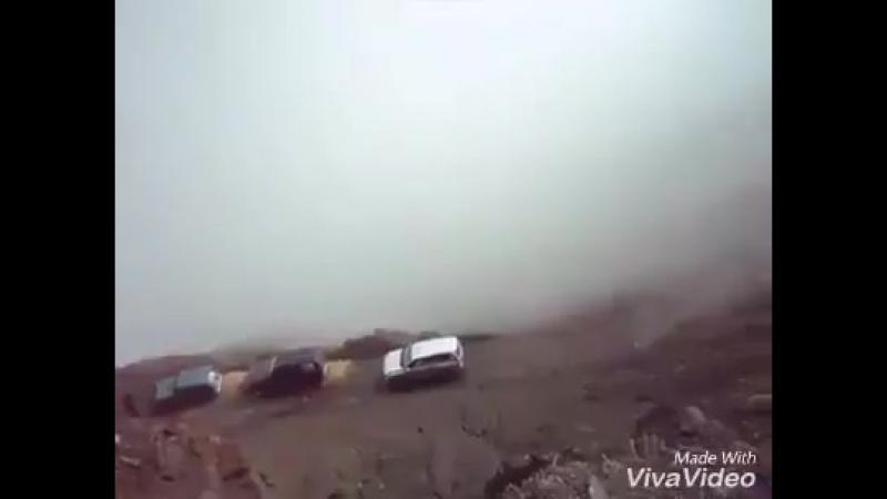 Дорога в Тушети. Одна из самых опасных дорог в мире