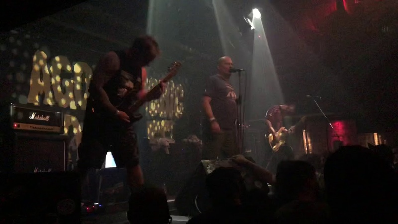 Agoraphobic Nosebleed @ Quebec Deathfest 2018