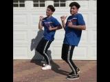 Migos Walk It Talk It ft. Drake (dance by Nick &amp Max)
