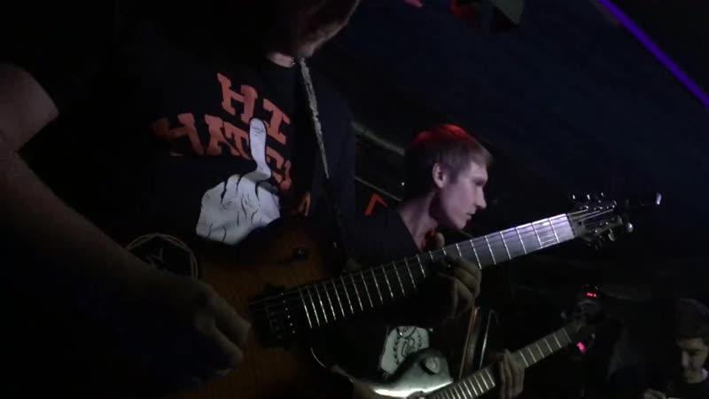 Количка играет на гитаре в InOut Club !