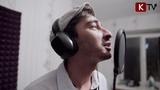 Серго записывает песню. Зацените. Ему очень важно ваше мнение.
