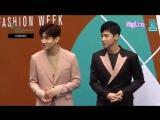 😭💓💓✨ Hera Seoul Fashion Week 18FW [DAY 1] caruso 東方神起 동방신기 httpst.coT6VWy35xgA