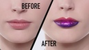 Dior Makeup How To - Lacquered glitter Lips