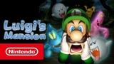 Luigi's Mansion релизный трейлер (Nintendo 3DS)