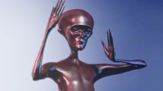 Close Encounters of Howard the Alien
