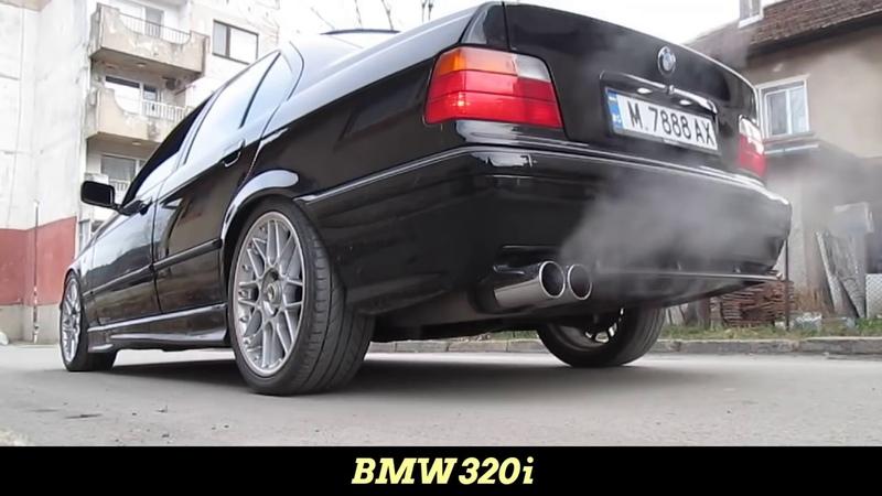 BMW 316i E36 vs BMW 318i E36 vs BMW 320i E36 vs BMW 323i E36 vs BMW 328i E36 DownTube pl