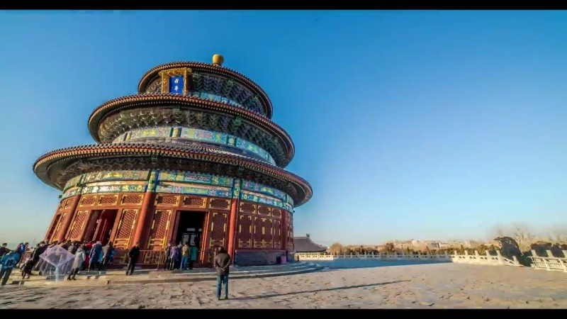 A Glance at Beijing