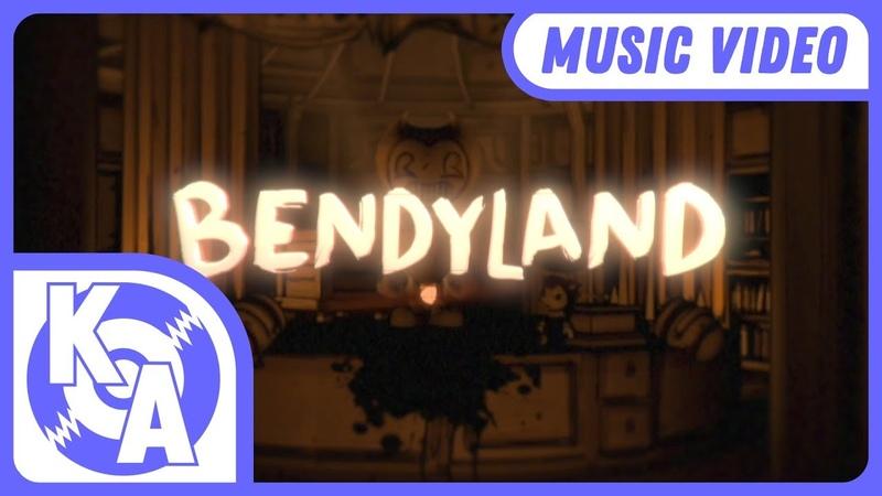 Bendyland | Chapter 4 Song (ft. The Stupendium Elsie Lovelock)
