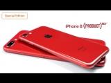 Wylsacom Распаковка iPhone 8 8 Plus (PRODUCT) RED Special Edition - социальный эксперимент