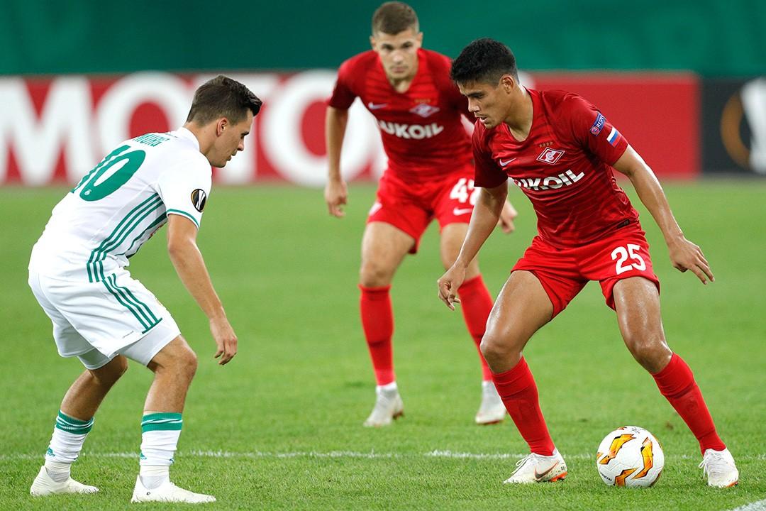 Petrovitch: Субъективное мнение о матче «Рапид» – «Спартак»