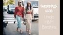 Vlog 18 Бюджетный шопинг Uniqlo H М Bershka
