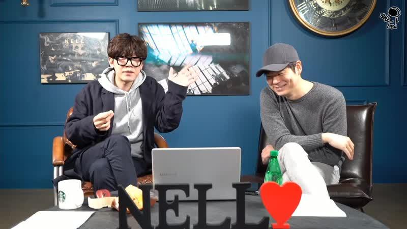 [Nell on Youtube] Jaekyung и Junghoon говорят спасибо по-русски