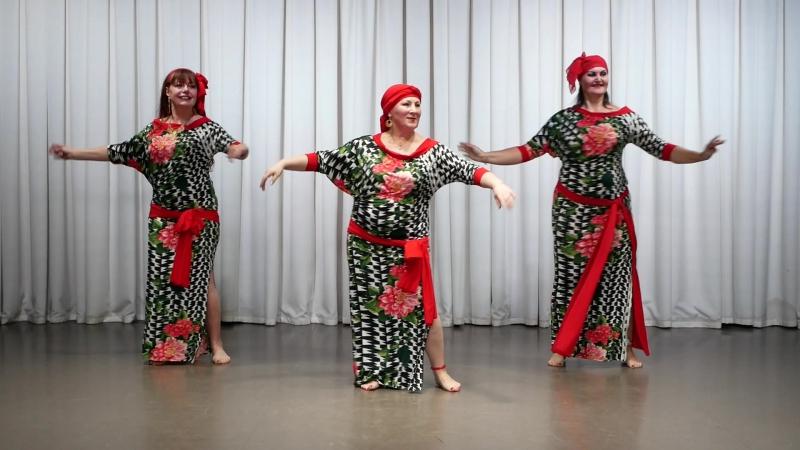 Joumana dance балади