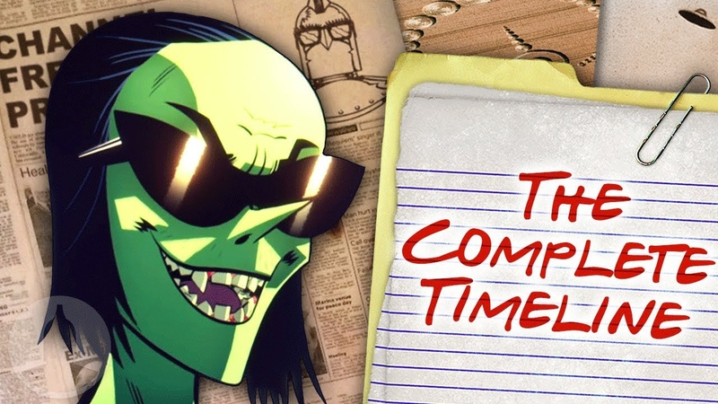 Ace In Gorillaz?! Full Story Secrets Explained - Cartoon Conspiracy (Ep 207) | Channel Frederator