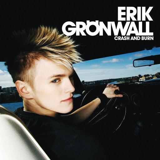 Erik Grönwall альбом Crash And Burn