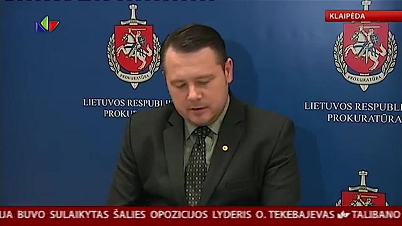 Чего не знает и о чём не слышали Литовские прокуроры и судья ! Ko nežino ir apie ką negirdėjo Lietuvos prokurorai ir teisėjai !
