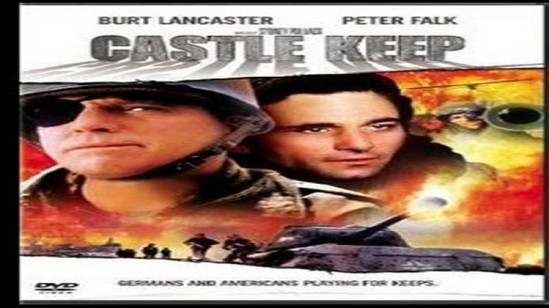 1969 Sydney Pollack Ardenne 44 un inferno Burt Lancaster Patrick Oneal Peter Falk J P Aumont