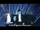 [РУСС. САБ] 180209 EXO Lay Yixing @ Idol Producer Episode 4 Part 2\3