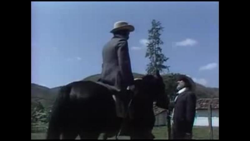 Рабыня Изаура 8 серия Esclava Isaura Жильберто Брага 1976 мелодрама TVRip мелодрама сериалы