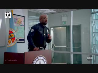 This training switch up is about to shake things up! #TheRookie is new tomorrow at 10|9c on ABC! https://t.co/wDNP7Eb3xW