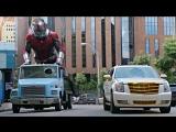 Второй русский трейлер к фильму «Человек муравей и Оса»