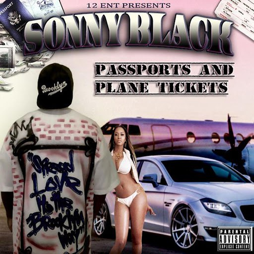 Sonny Black альбом Passports and Plane Tickets