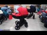 Купить детскую коляску Junama Diamond 2018! Волшебный подарок на Новый Год!