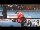 Miyako Matsumoto (c) vs. Karen DATE (Ice Ribbon - Ryogoku KFC Ribbon 2018)