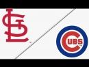 NL / 19.04.2018 / STL Cardinals @ CHI Cubs 2/2