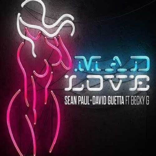 Sean Paul альбом Mad Love