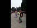 танцы на свежем воздухе 19 07 18