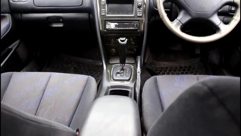 [Южанин] Обзор Mitsubishi Galant. Машина для души.