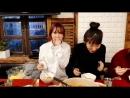 180212 Seulgi Wendy Yeri tvN 수요미식회 Facebook Update