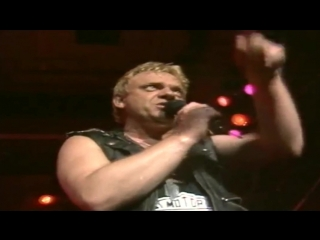 ACCEPT - BULLETPROOF- LIVE IN SOFIA 93