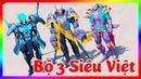 Bộ 3 Siêu Việt Nakroth Murad Ngộ Không Hội Ngộ | Liên Quân Mobile | GTA5MODAZ
