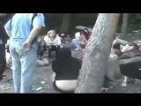 Жёсткий допрос! Работает МИЛИЦИЯ Курска, задержание жриц любви (2012г) оперативная съёмка