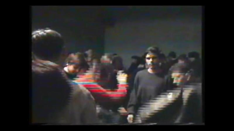 Школьная дискотека год 1993 Бехтеевская СОШ