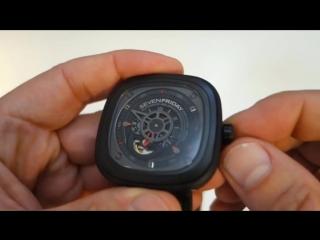Мужские наручные часы SEVENFRIDAY! Успей купить