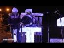 Игра на ледяных инструментах Терье Исунгсет