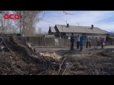 Главный по Ачинску: Анна Ахметова встретилась с жителями Солнечного и узнала их версию про помойки которые растут с каждым днем