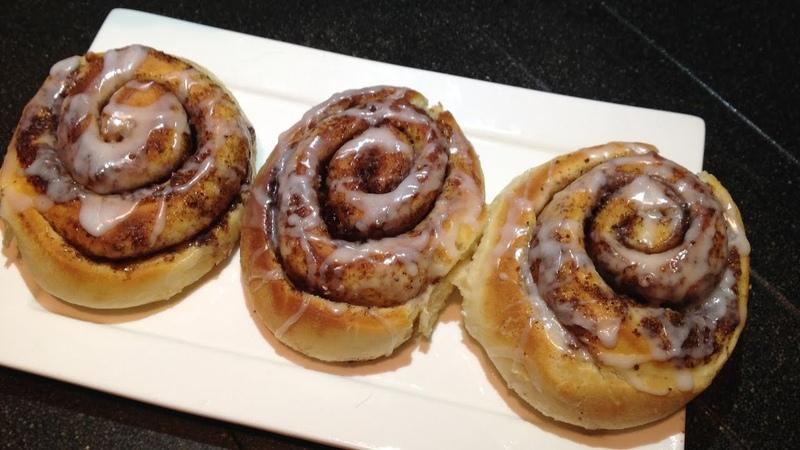 Булочки с корицей / Rooti qalfo | Cinnamon rolls